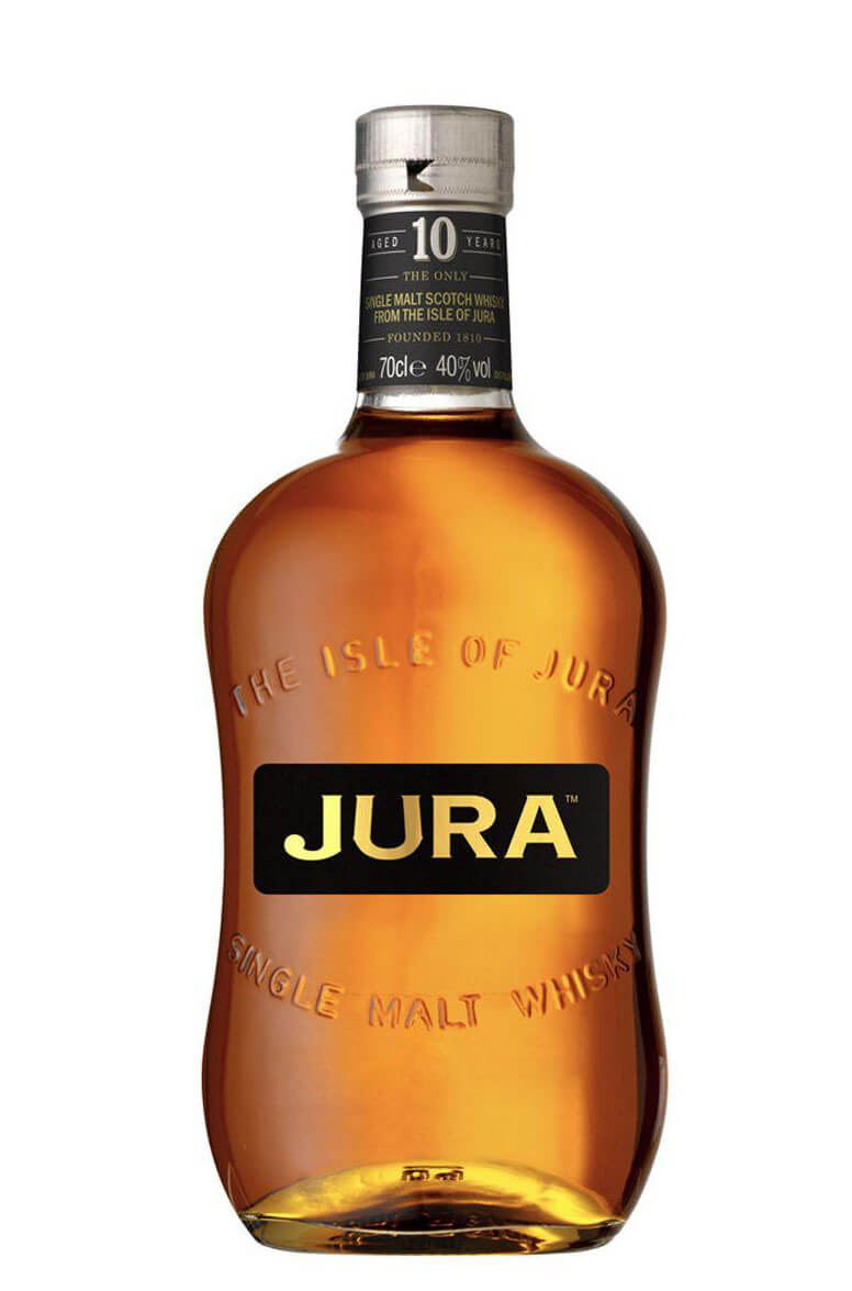 Isle of Jura 10 Year-Old