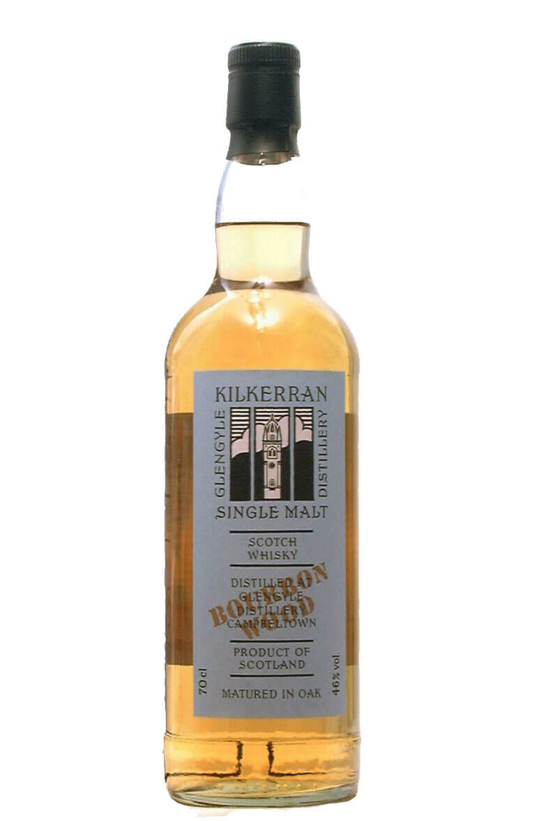 Kilkerran Work In Progress 5 Bourbon Cask