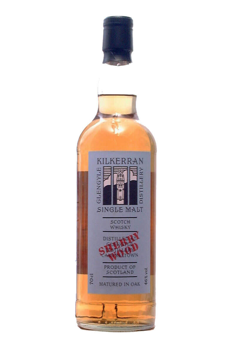 Kilkerran Work In Progress 5 Sherry Cask