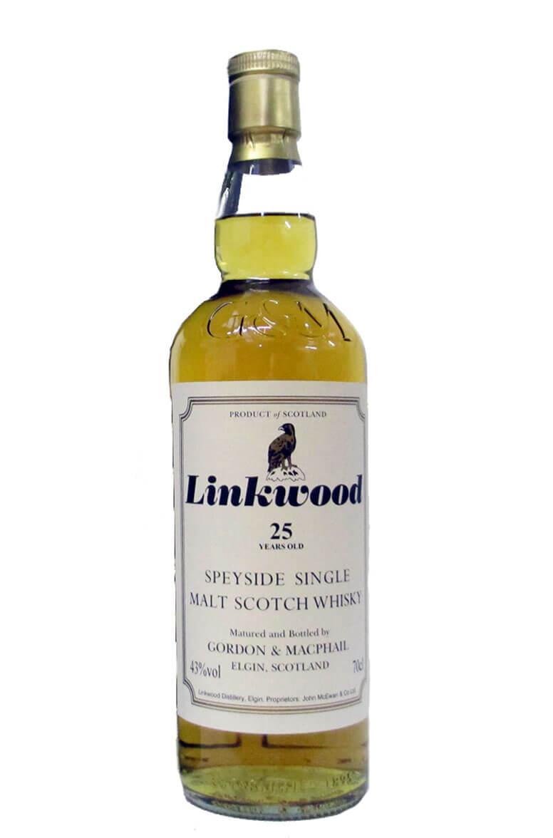 Linkwood 25 Year Old Gordon and Macphail
