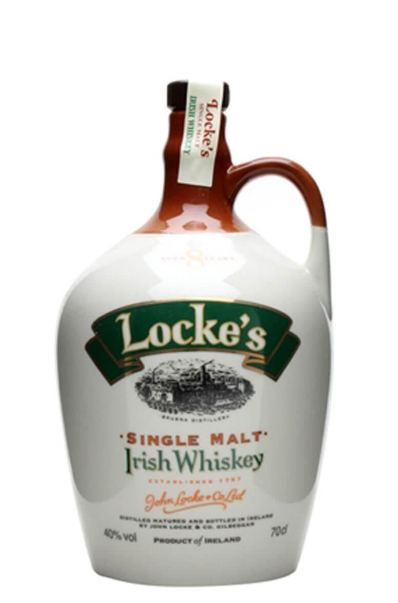 Lockes 8 Year Old Crock