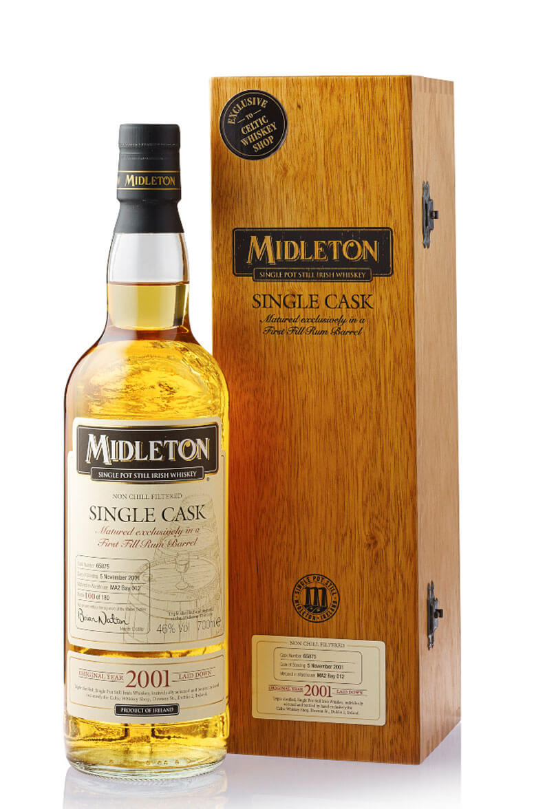 Midleton Single Pot Still Rum Cask 65875