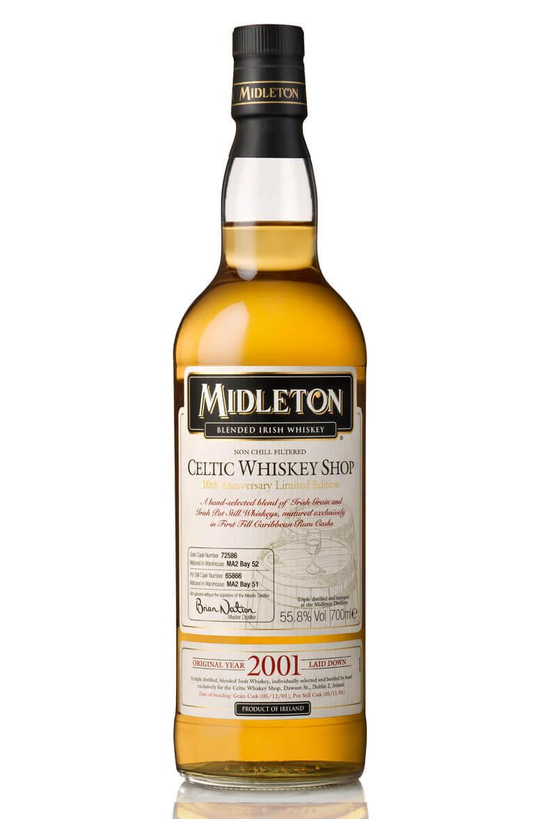 Midleton CWS 10th Anniversary Rum Cask
