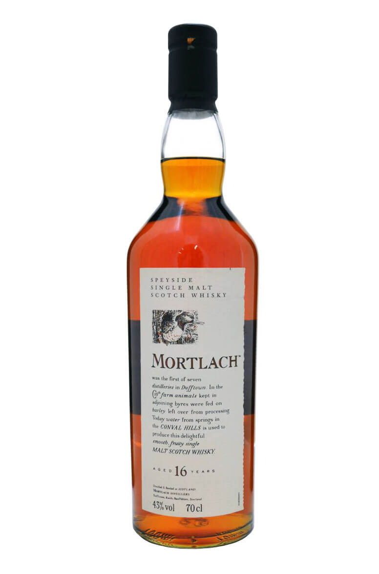 Mortlach 16 Year Old Flora & Fauna
