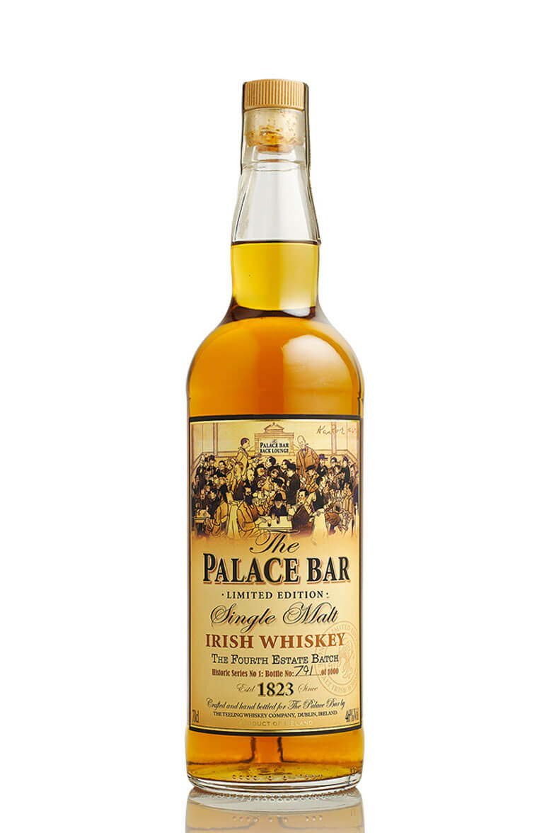 Palace Bar Fourth Estate Single Malt