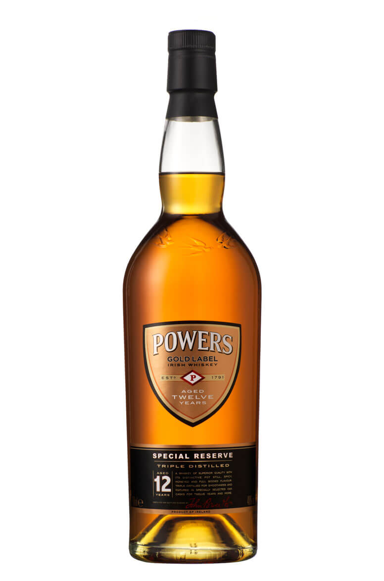 Powers 12 Year Old Special Reserve