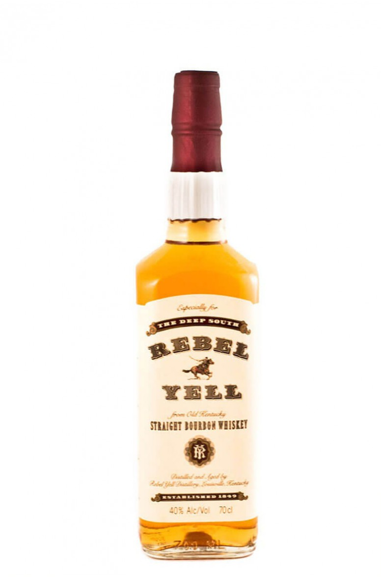 Rebel Yell Kentucky Bourbon