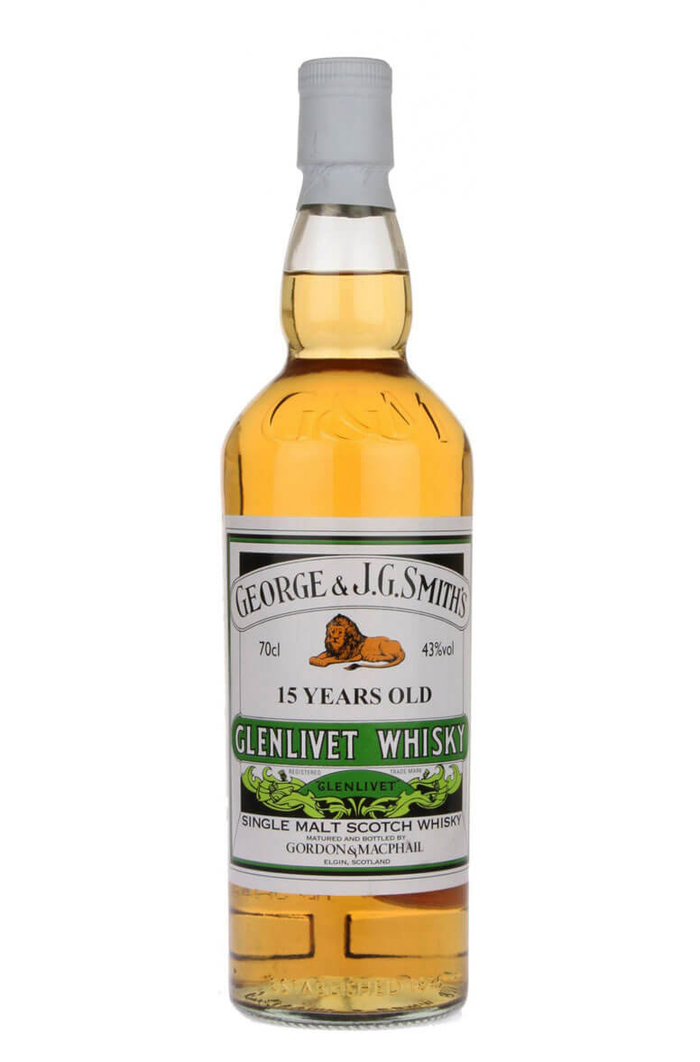 Smiths Glenlivet 15 Year Old