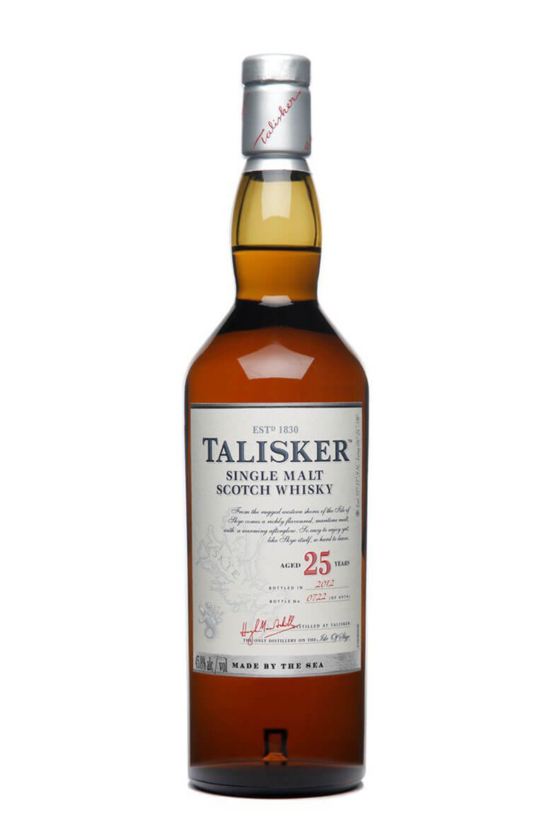 Talisker 25 Year-Old