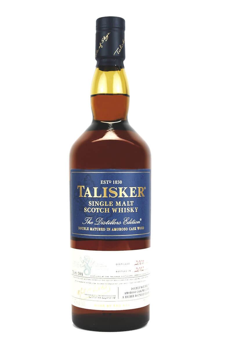 Talisker Distillers Edition