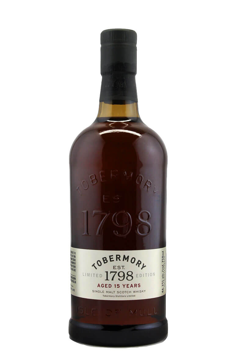Tobermory 15 Year Old
