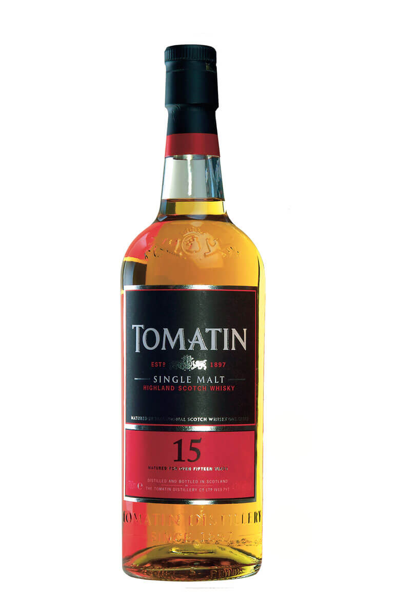 Tomatin 15 Year-Old
