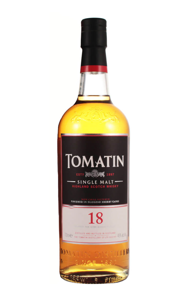 Tomatin 18 Year-Old