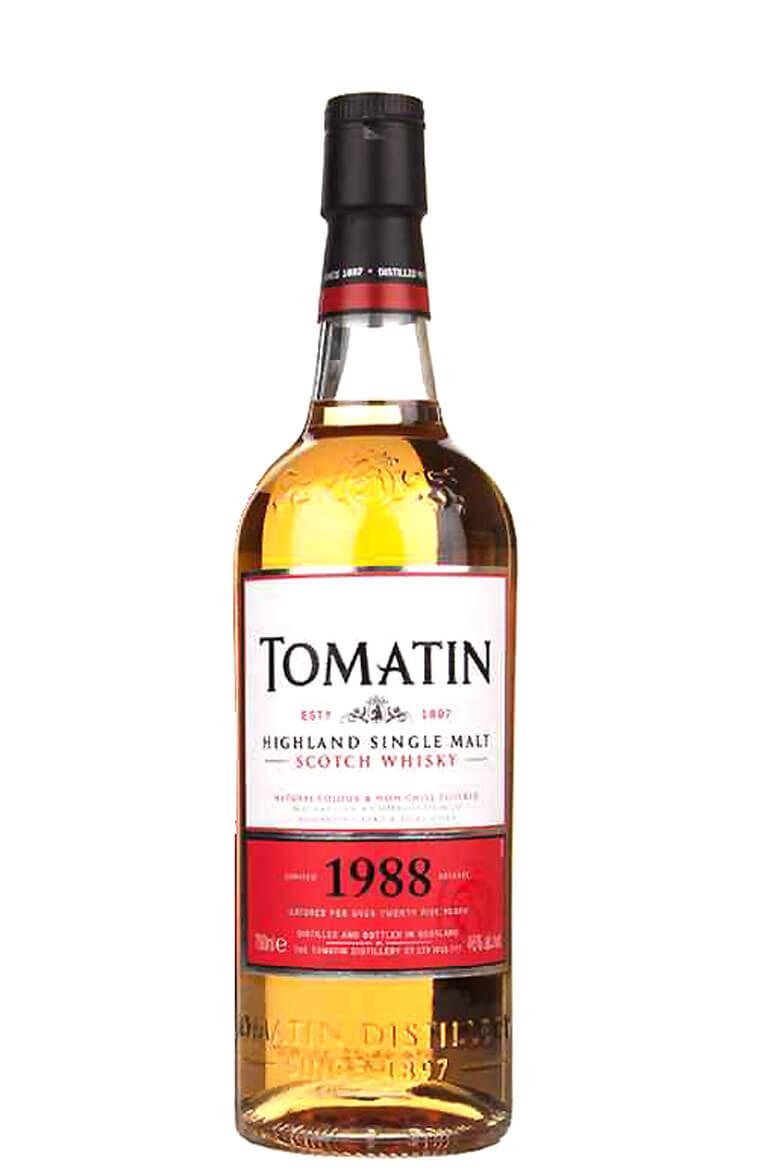Tomatin 1988 Single Malt