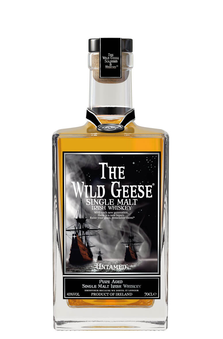Wild Geese Single Malt