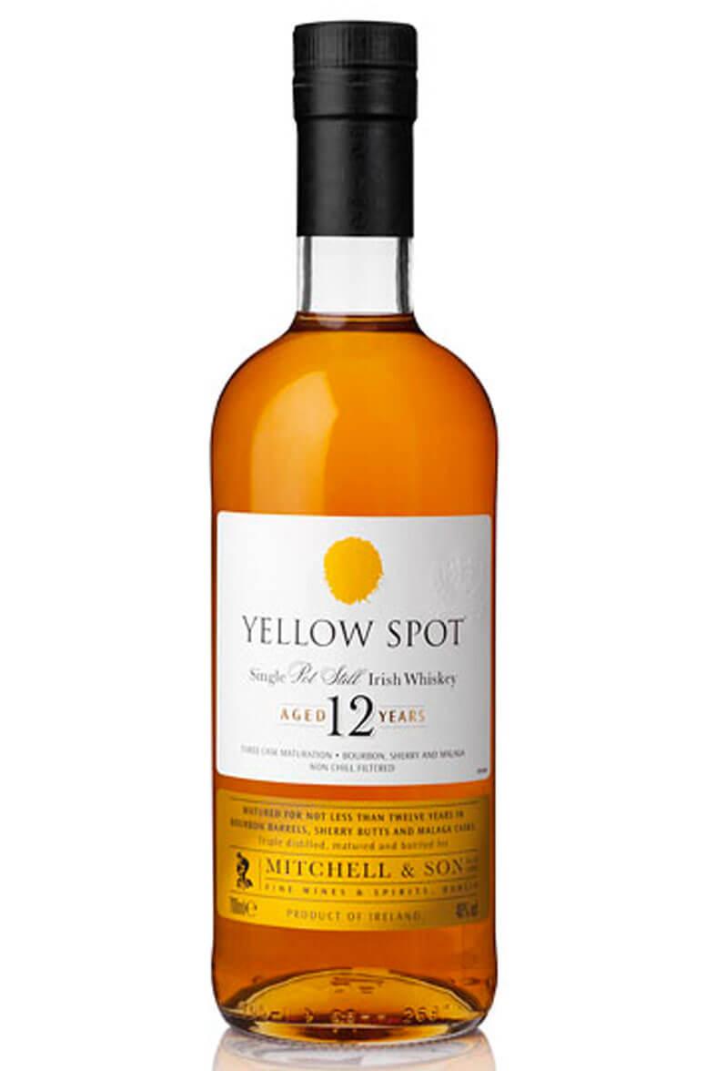 Yellow Spot 12 Year Old Single Pot Still