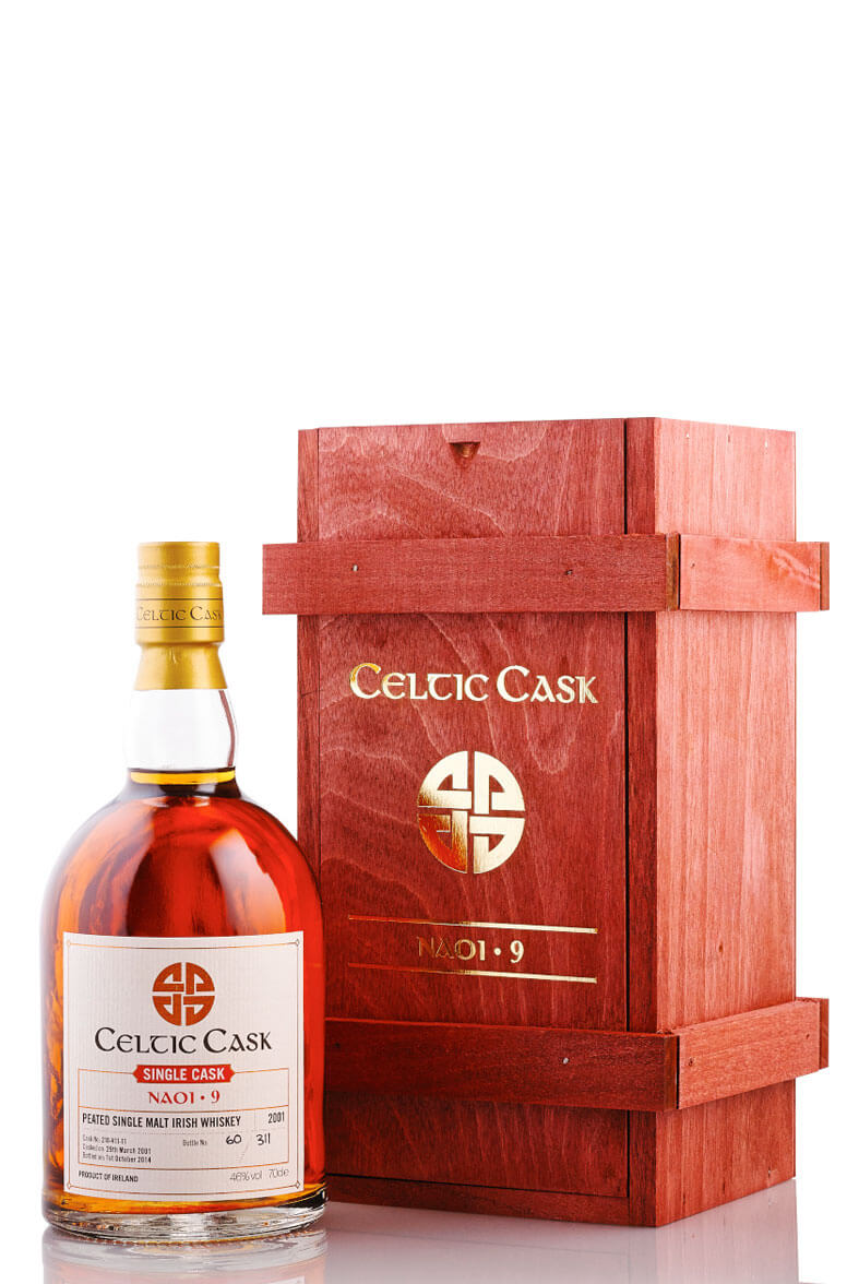 Celtic Cask Naoi 9 Single Malt 2001