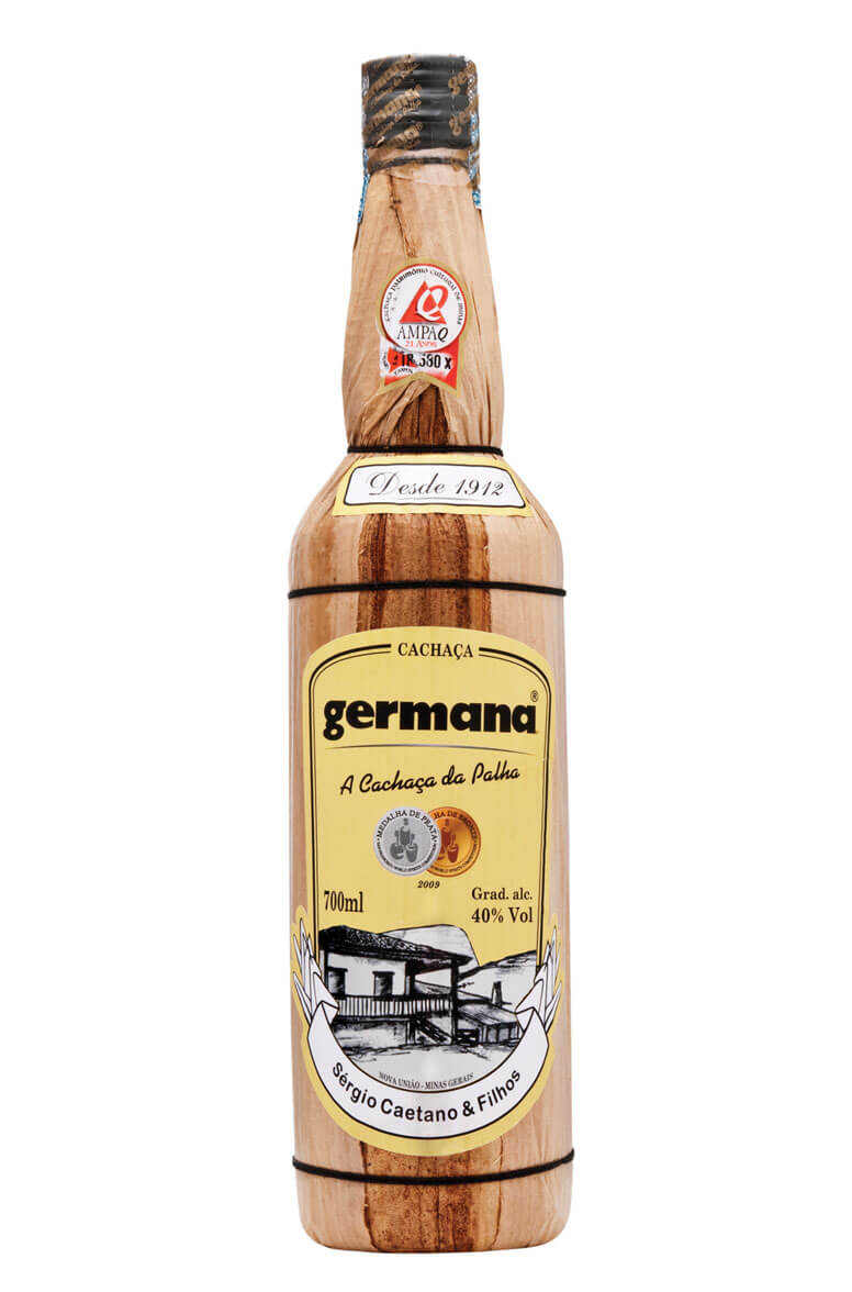 Germana Traditional Cachaca 2 Year Old