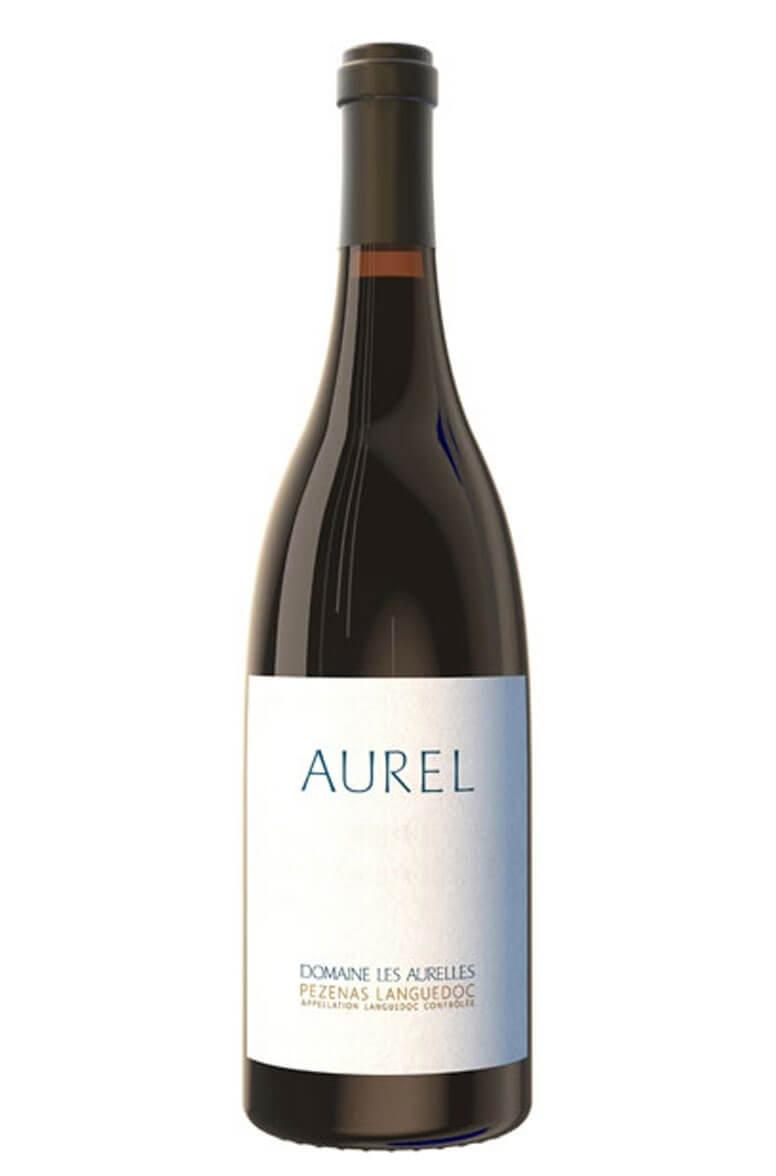 Domaine Les Aurelles Aurel Rouge
