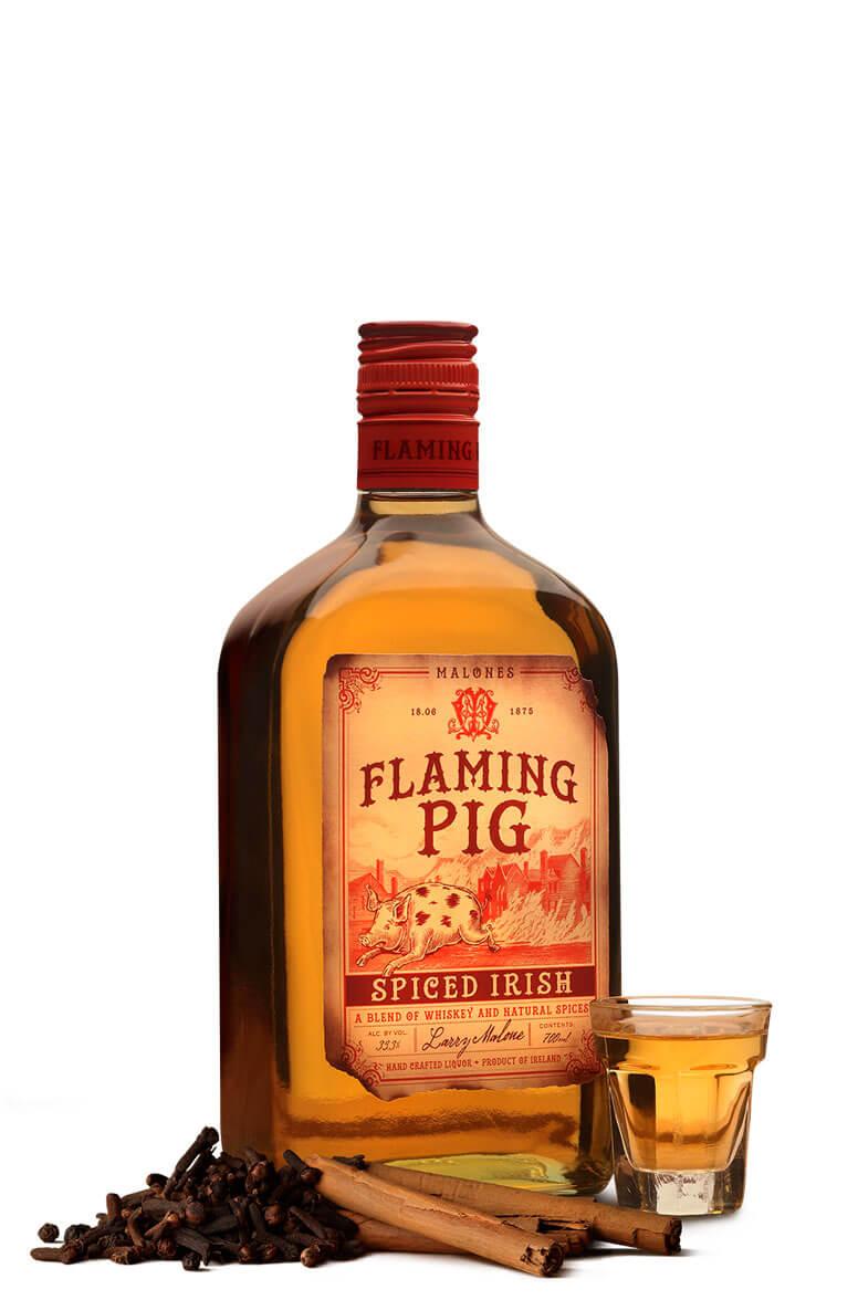 Flaming Pig Spiced Irish