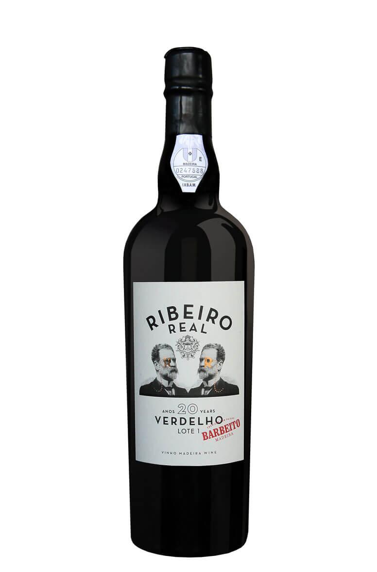 Barbeito Verdelho 20 Years Old  Ribeiro Real