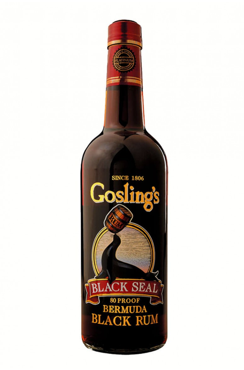 Goslings Black Seal 40 Proof