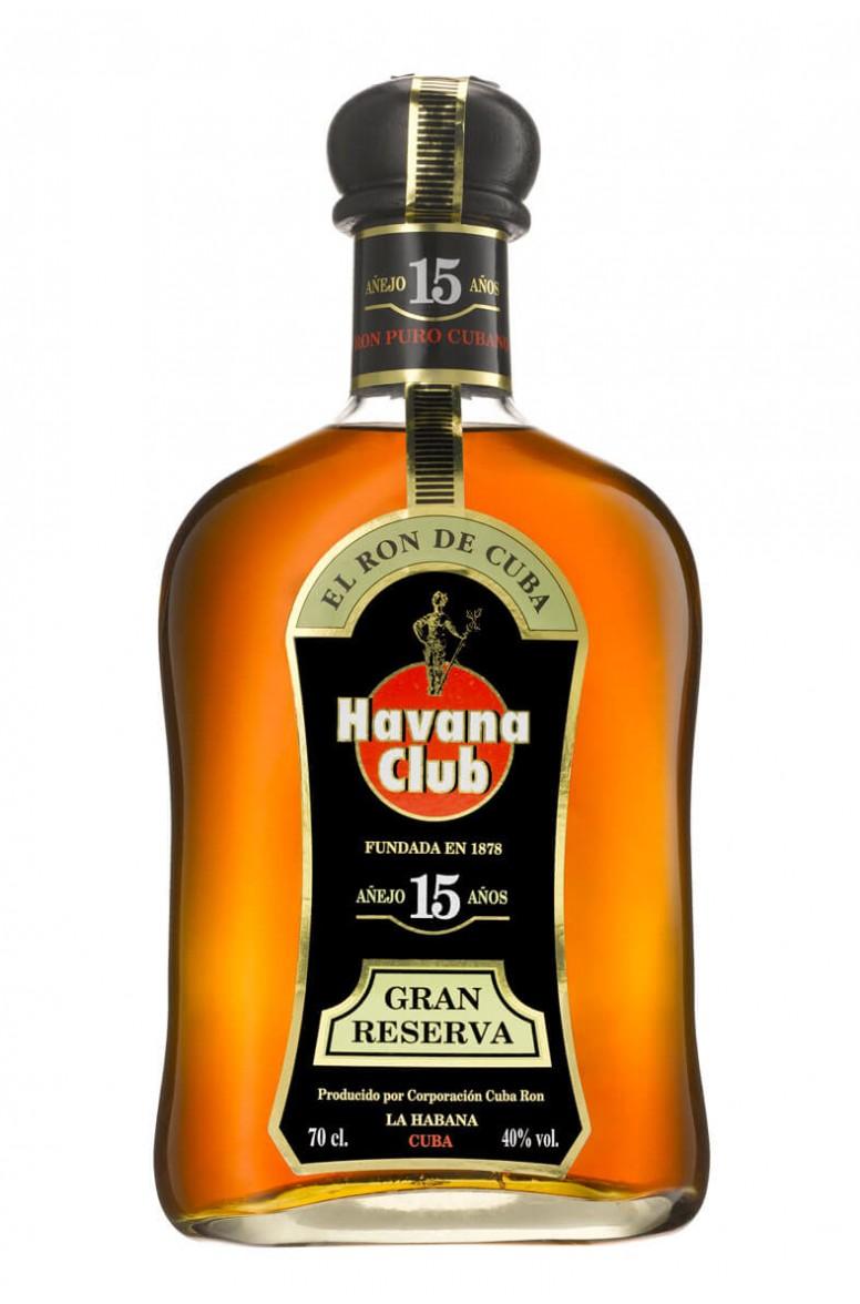 Havana Club 15 Year Old Rum