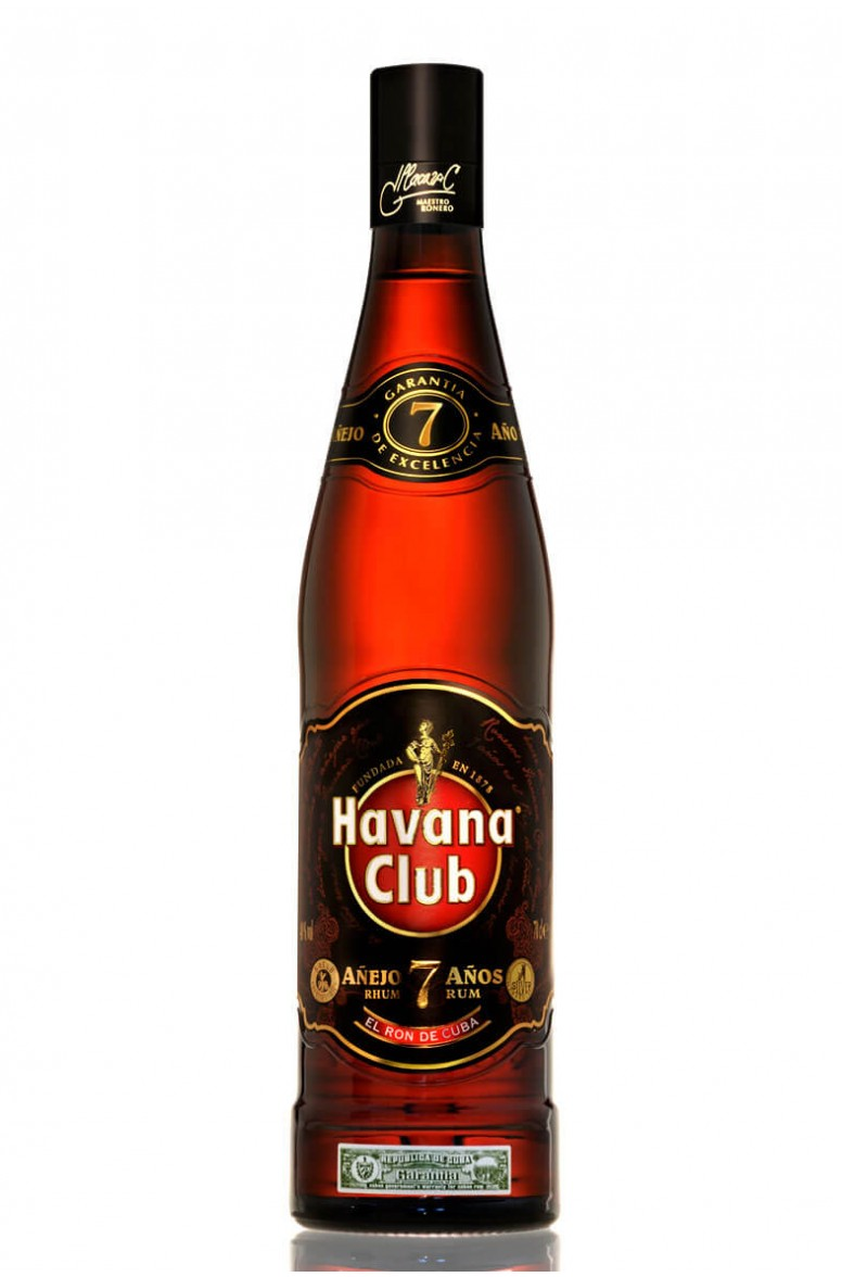 Havana Club 7 Year Old Rum