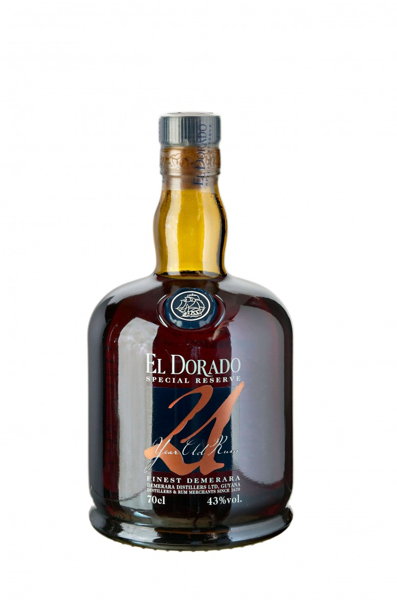 El Dorado 21 Year Old Rum
