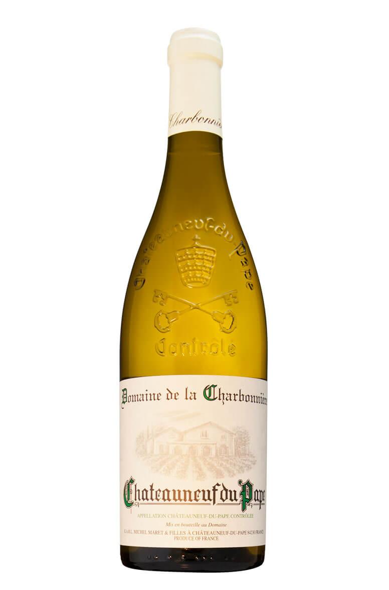 Charbonnière Chateauneuf du Pape Blanc