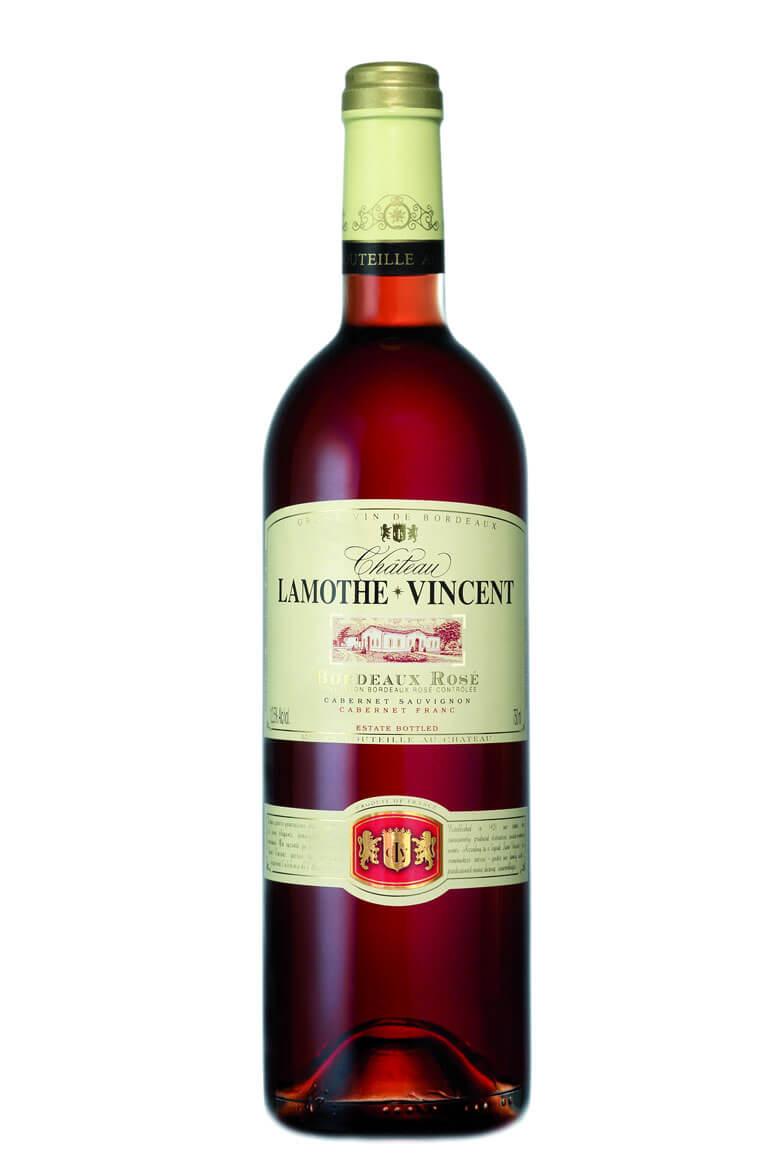 Chateau Lamothe Vincent Bordeaux Rosé