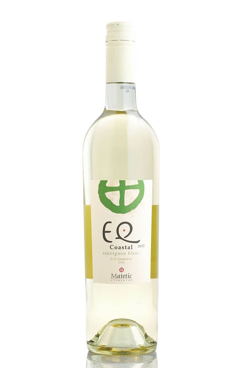 Matetic Vineyards EQ Coastal Sauvignon, Casablanca Valley 2012