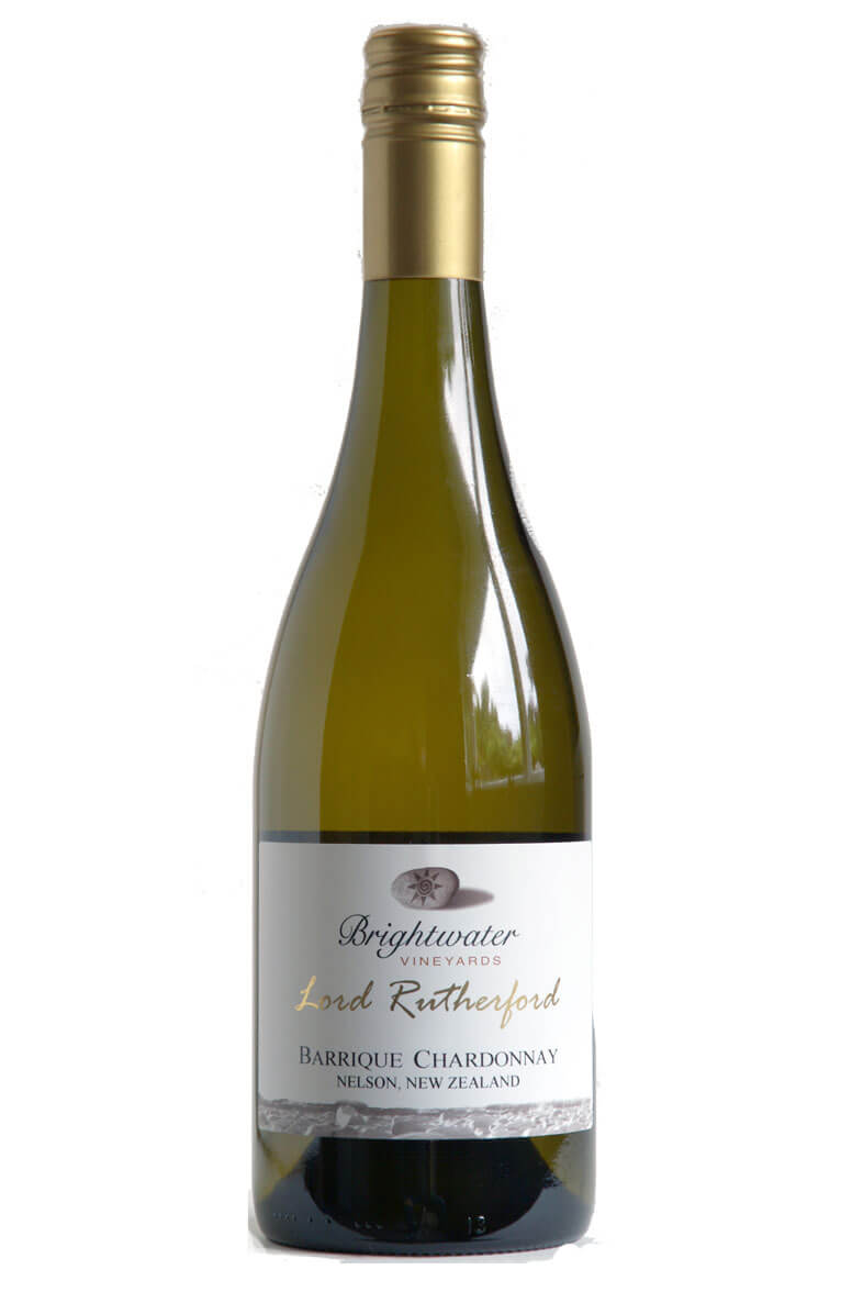 Lord Rutherford Barrique Chardonnay 2012
