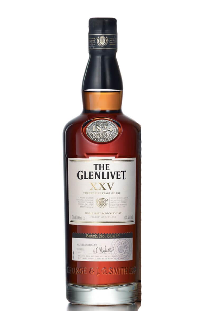 Glenlivet 25 Year-Old XXV