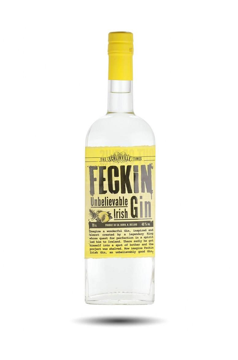 Feckin Unbelievable Irish Gin