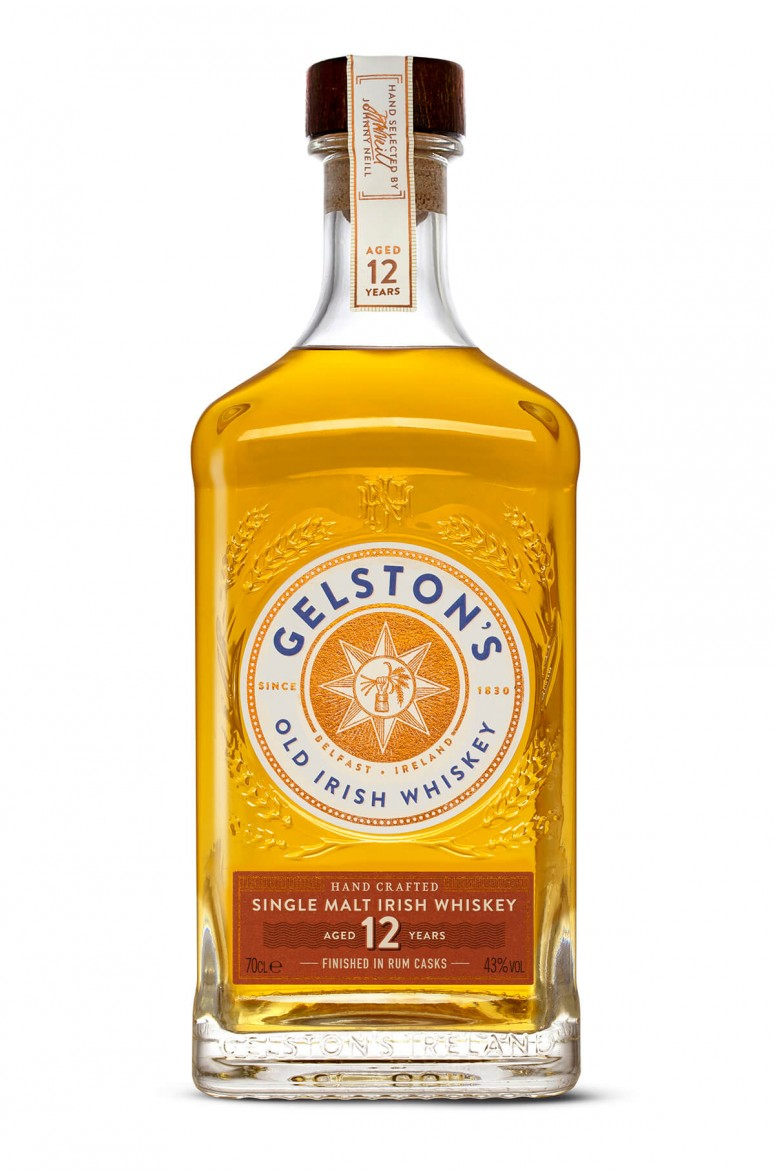 Gelston's 12 Year Old Rum Cask