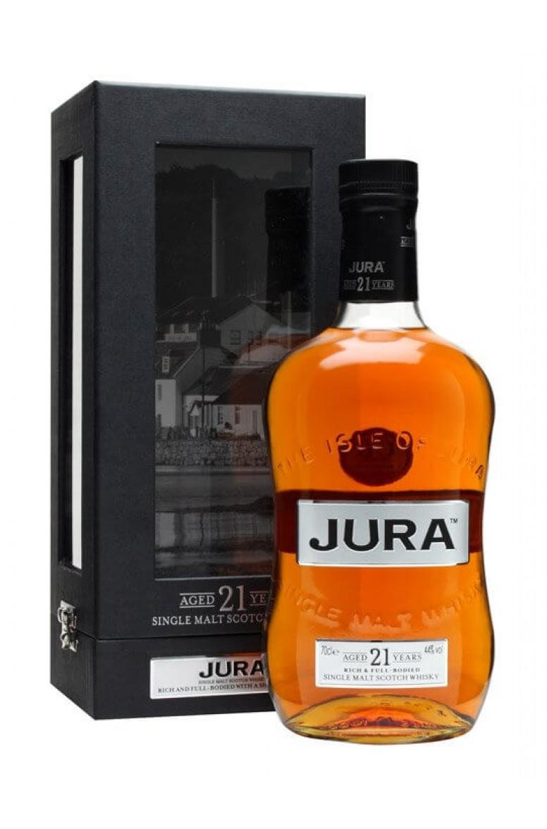 Isle of Jura 21 Year Old