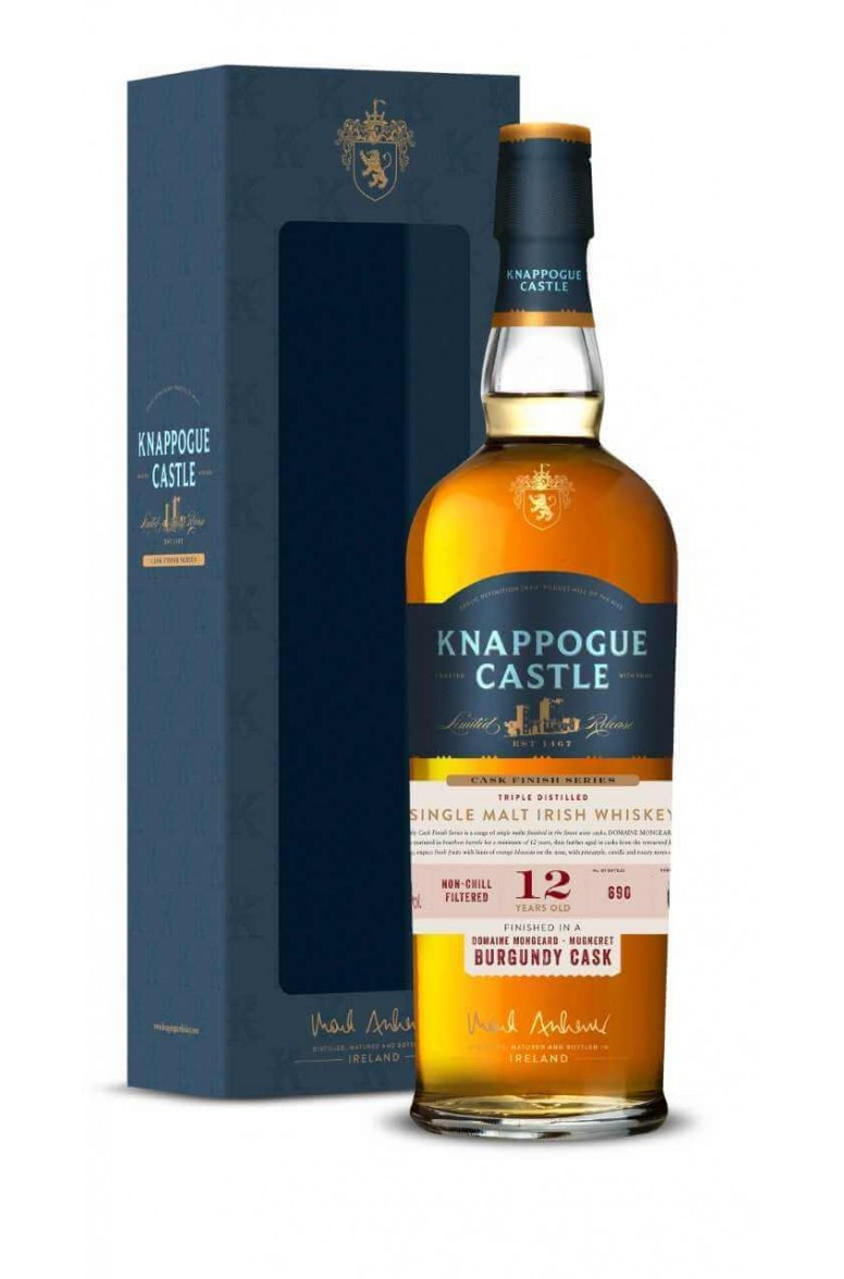 Knappogue Castle 12 Year Old Burgundy Cask