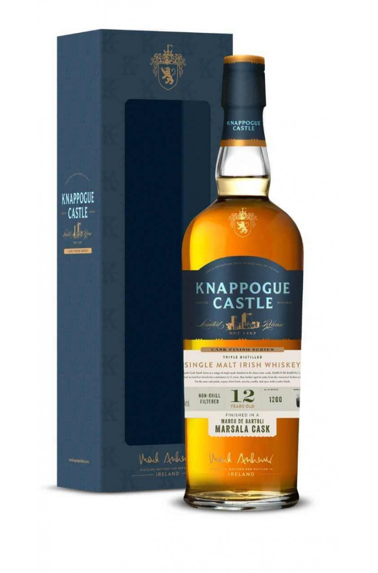 Knappogue Castle 12 Year Old Marsala Cask