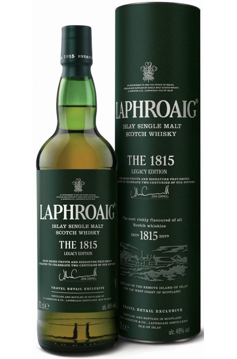 Laphroaig 1815 Legacy Edition