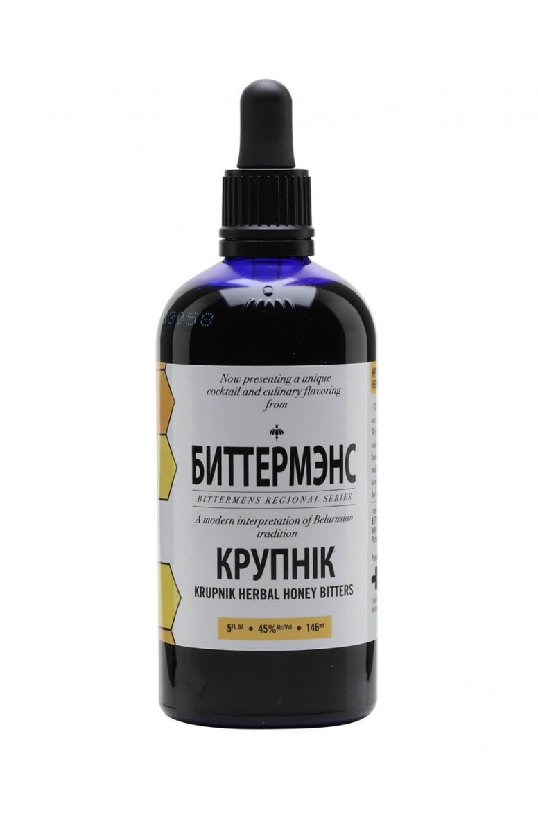 Bittermens Krupnik Honey Tea Bitters