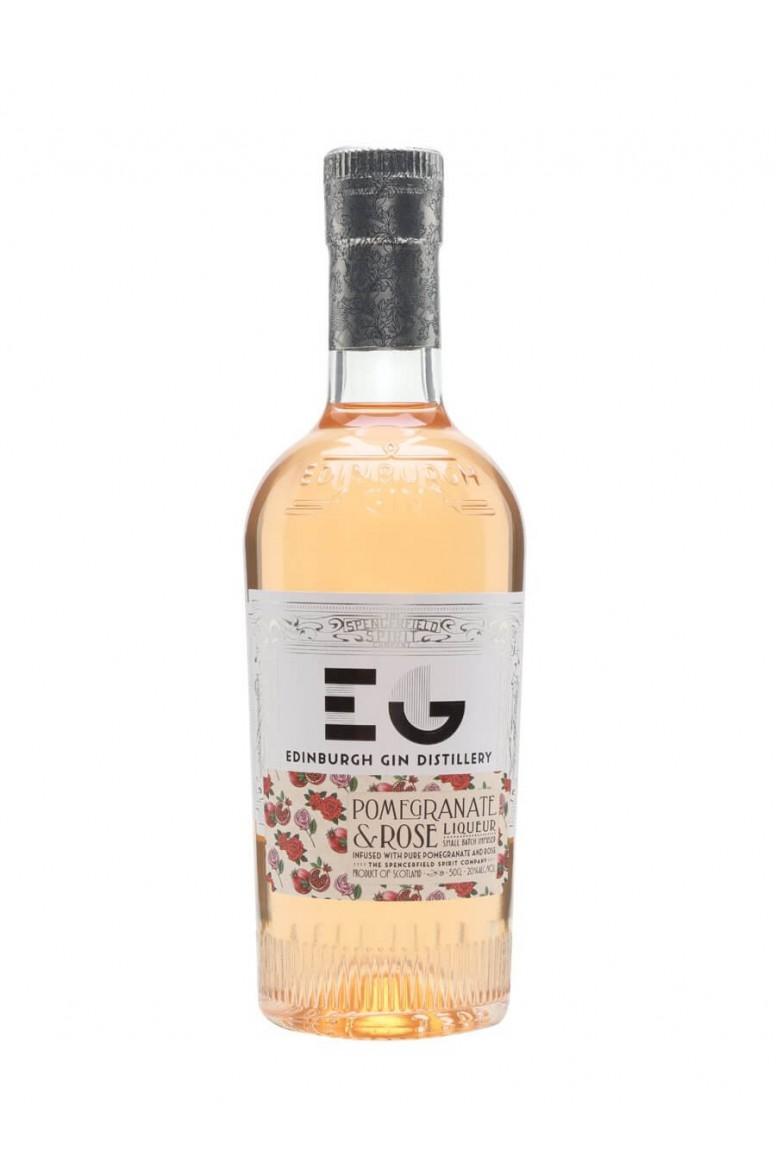 Edinburgh Pomegranate & Rose Gin Liqueur