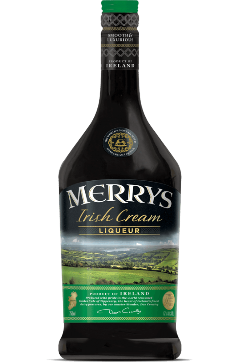 Merrys Irish Cream Liqueur