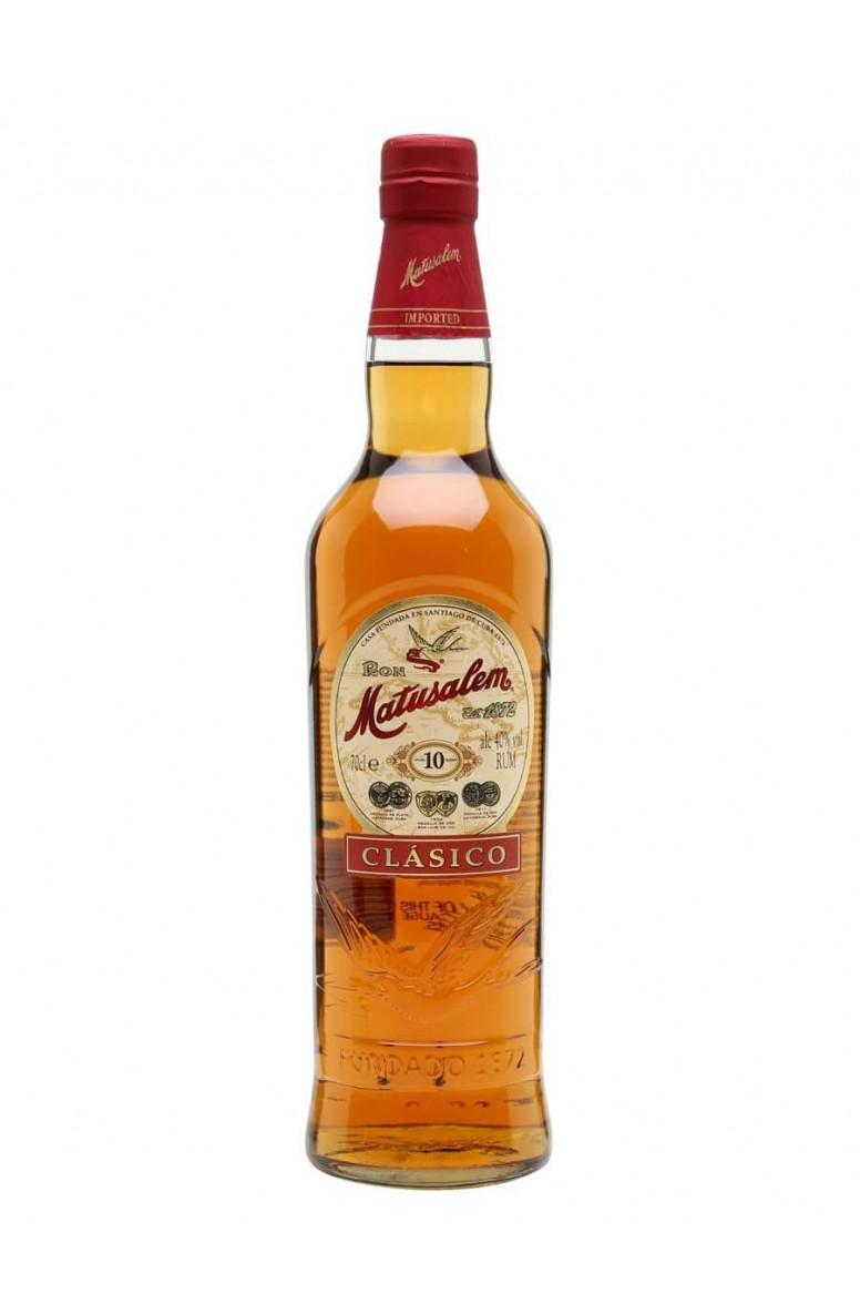 Matusalem 10 Year Old Clasico Rum