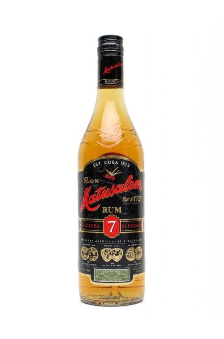 Matusalem Solera 7 Year Old Rum