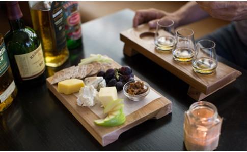 Irish Whiskey & Farmhouse Cheese Pairing