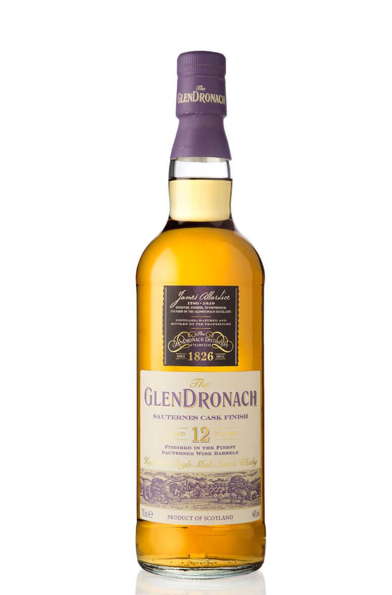 Glendronach 12 Year Old Sauternes Cask Finish