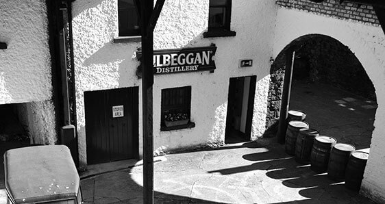 The Kilbeggan Distilling Company