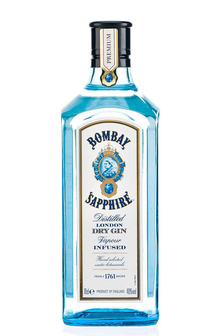 Bombay sapphire revelation collection
