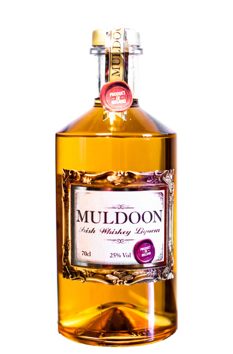 Muldoon Irish Whiskey Liqueur